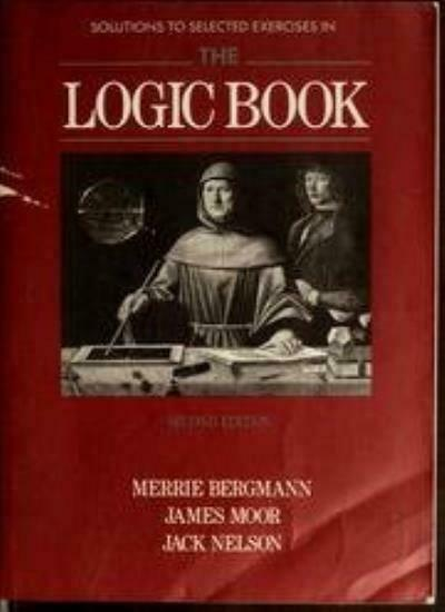 The Logic Book,Merrie Bergmann, James Moor, Jack Nelson- 9780079095244