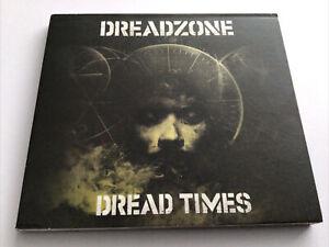 Dread Zone - Dread Times CD 2017 Dubwiser Dreadzone LOOK