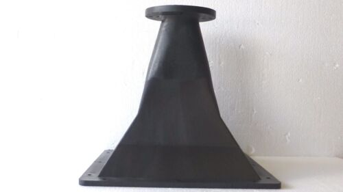 """11/"""" x 11/"""" Square 1/"""" Bolt-On Horn For Many One Inch Exit Driver"""