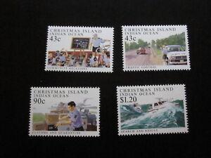 Christmas Island #303-06 Mint Hinged- (x9) I Combine Shipping