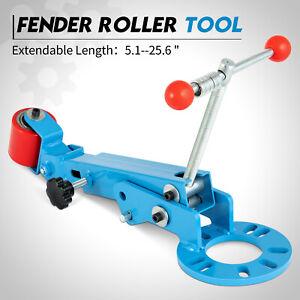 Heavy-Duty-Fender-Roller-Kit-Reforming-Extending-Wheel-Arch-Roller-Flaring-Blue