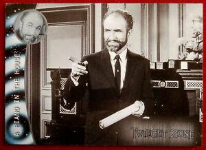 Twilight Zone Card 262 A Piano In The House Barry Morse Joan Hackett Ebay