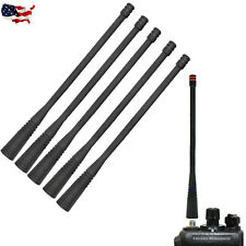Lot 5 UHF  Antennas for Vertex Standard VX180 VX230 VX350 VX420 Portable