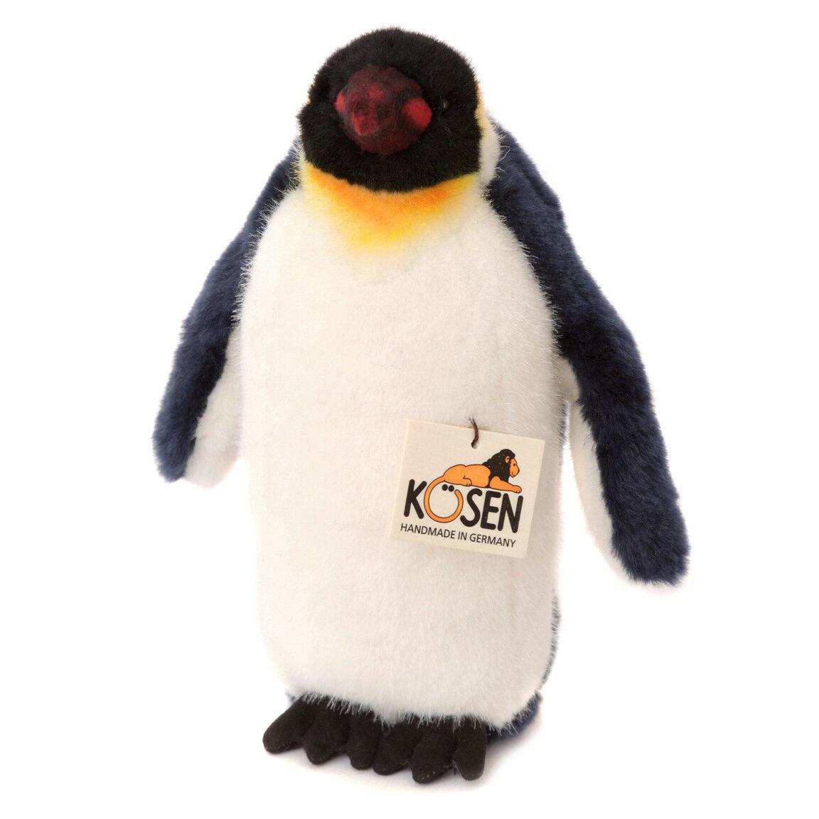 Kaiser Kaiser Kaiser Pinguin' Fidor 'Sammel- Plüsch Weiches Spielzeug von Kosen   Kösen - 6890 03b09a
