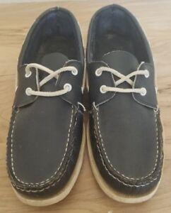 caoutchouc boat shoes deck aigle preppy