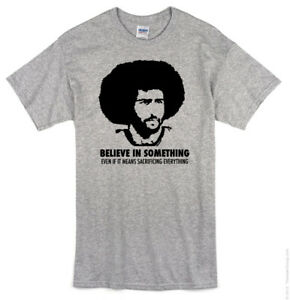 cheque Profesión Alabama  Colin Kaepernick T Shirt Commerical Nike Just Do It Ad Believe in ...