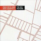 The Big Picture * by ARTE Quartet/Fred Frith (CD, Mar-2009, Intakt Records)