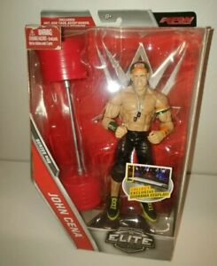 WWE Mattel Elite SERIES 46 John Cena MOC Wrestling Action Figure