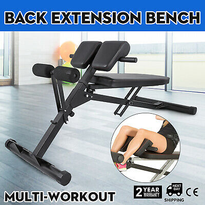 Fitness Back Hyper Extension Exercise Bench Hyperextension Roman