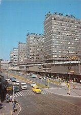 B44840 Poznan centre Czerwonej Armii street cars voitures   poland