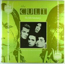 """2x 12"""" Maxi - The Cult - She Sells Sanctuary - M775 - RAR - washed & cleaned"""
