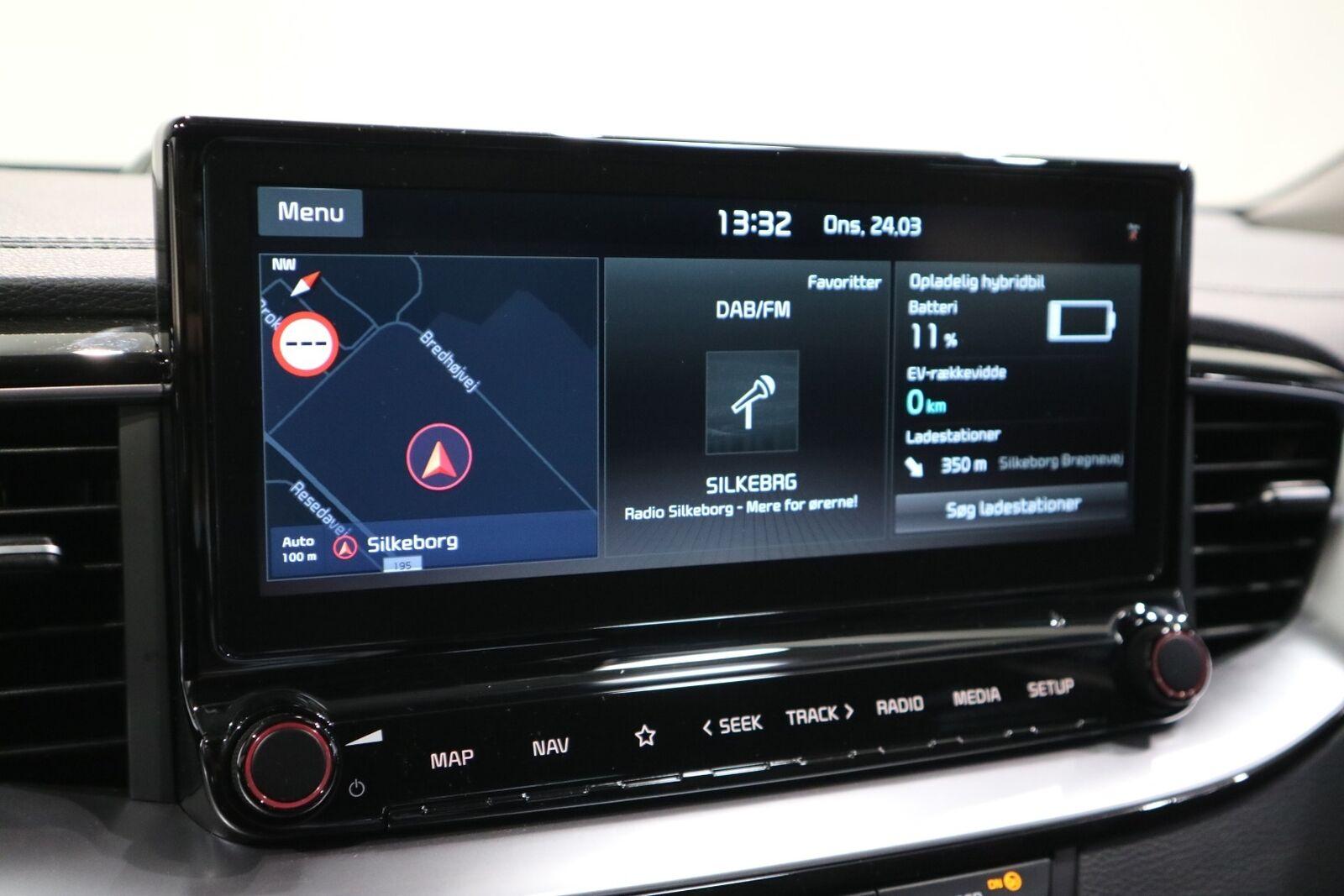 Kia Ceed 1,6 PHEV Upgrade+ SW DCT - billede 7