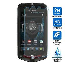 New 9H Clear Glass Screen Protector Flim for Casio GzOne Commando C811 (Verizon)