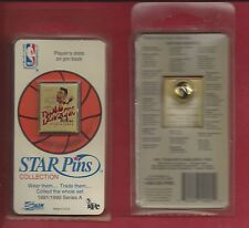 1991 NBA Star Pins Collection Dominique Wilkens  Pin