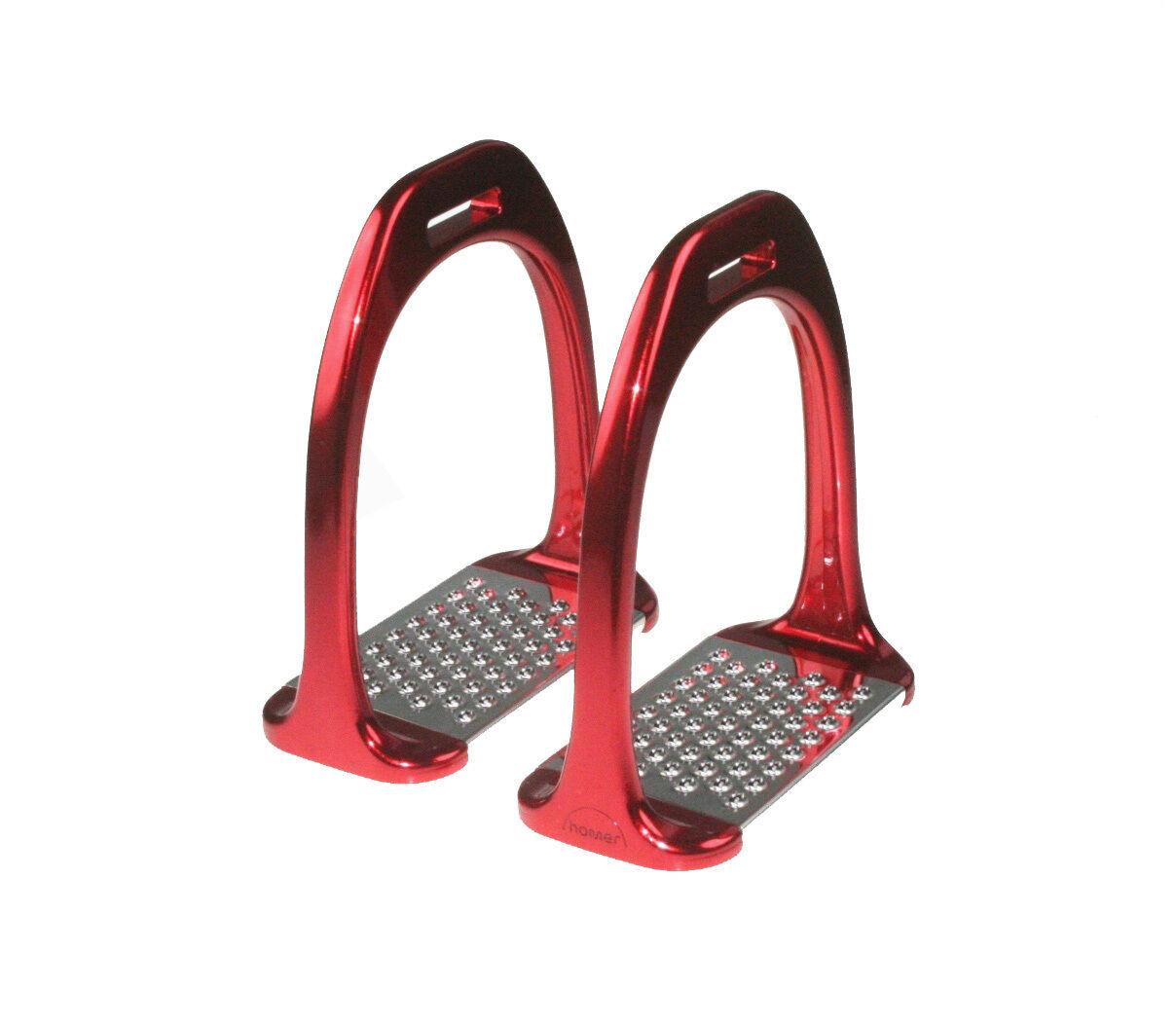 Staffa Staffa in Alluminio Rosso ArboInox