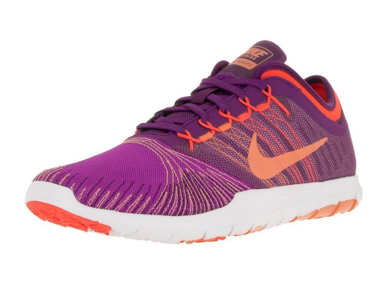Wmns Nike Flex Tr Para Mujer 831579 Zapatos de entrenamiento adaptar 831579 Mujer 500 Talla 9 8.5 Hyper púrpuraa 47f9c3