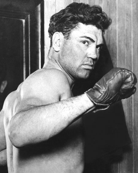 Heavyweight Champion Boxer JACK DEMPSEY Glossy 8x10 Boxing Photo Print