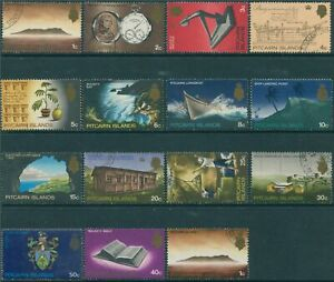 Pitcairn-Islands-1969-SG94-106a-Bounty-set-FU
