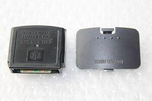 Official-Nintendo-64-N64-Jumper-Pack-OEM-Memory-Expansion-Clip-Cover-Lid-Part