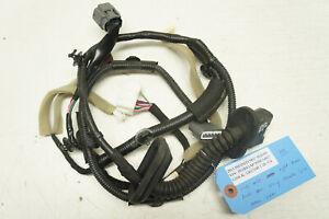 infiniti m37 wire harness     11 18 infiniti m37 sedan right rear rr back door wiring harness  rear rr back door wiring harness