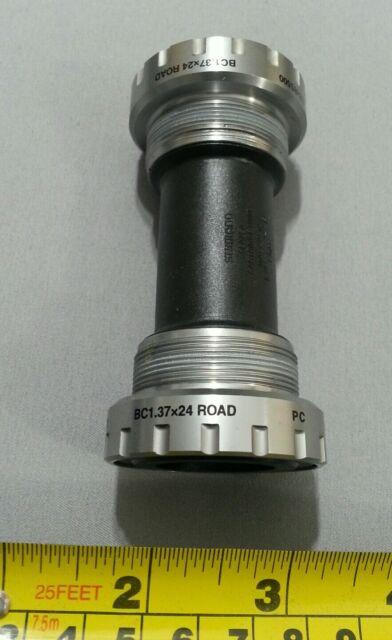 New Shimano BB-RS500 Cartridge Hollowtech II English BSA Bottom Bracket