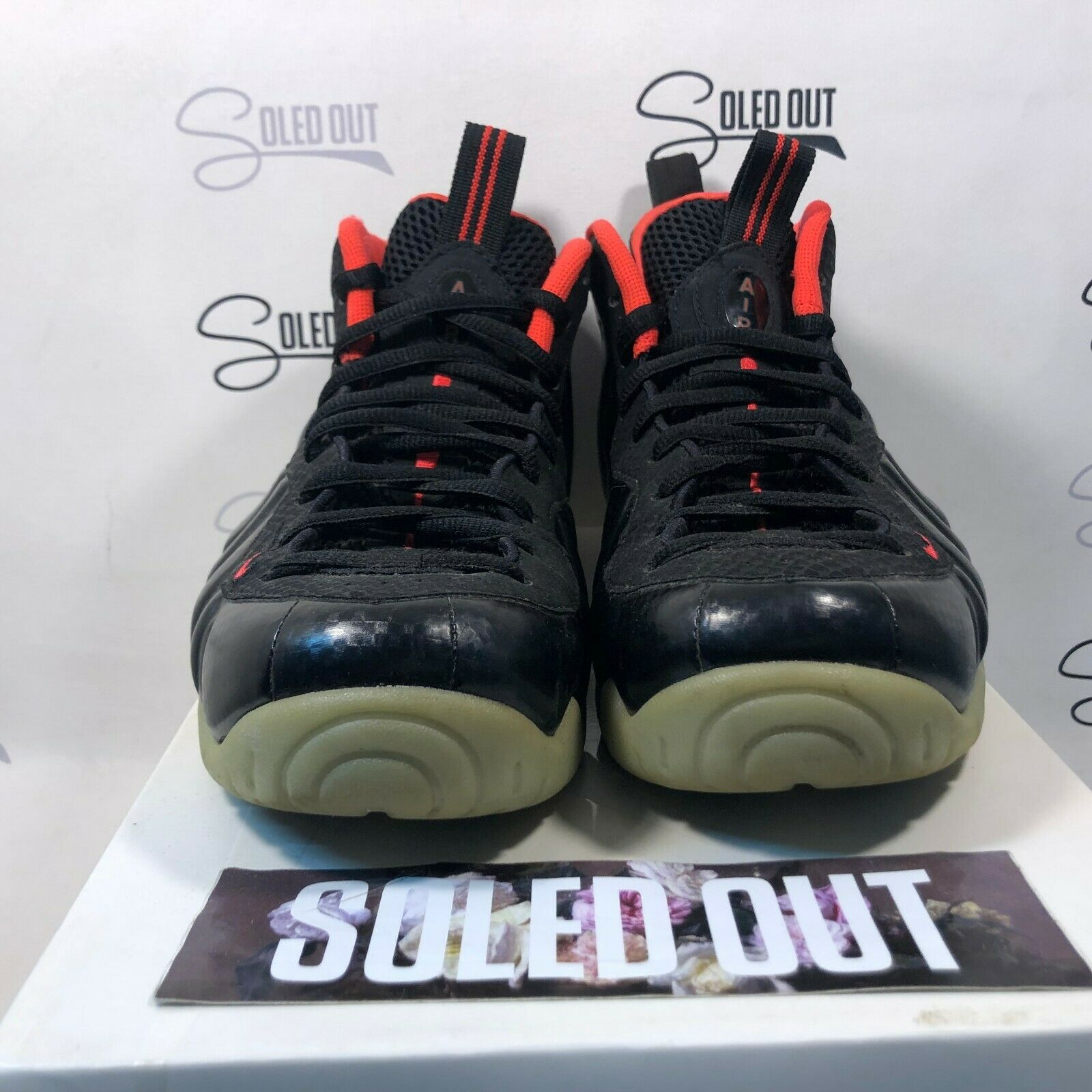 NIKE AIR FOAMPOSITE PRO PRM  YEEZY  - ITEM 1474-28