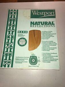 Pleasant Details About Bemis Westport Natural Reflections Toilet Seat Wood Veneer Natural Oak Round Ibusinesslaw Wood Chair Design Ideas Ibusinesslaworg