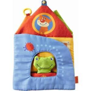 Sonstige HABA Stoffbuch Traumstadt Bilderbuch Babybuch Buch Stoffspielzeug Spielzeug