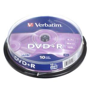 DVD-R-VERBATIM-4-7GB-16X-120-MINUTI-10PZ-AZO-CAKEBOX