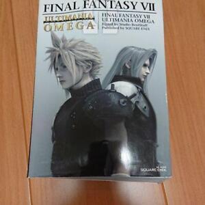 Final-Fantasy-VII-Ultimania-Omega-Square-enix-book