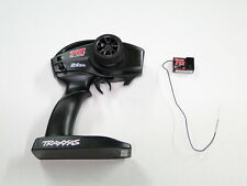 *NEW TRAXXAS 2.4ghz TQ 2 Channel Radio System & Receiver SLASH RAPTOR VXL XL5 RL