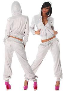 Donna-tuta-da-ginnastica-sport-fitness-cappuccio-maniche-lunghe-giacca