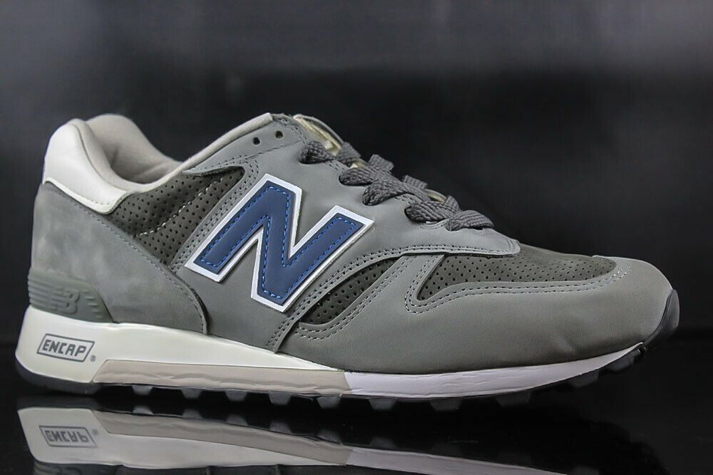 NEW BALANCE 1300 USA EXPLORATION M1300DAR GREY blueE ANTHRACITE SIZE  10.5