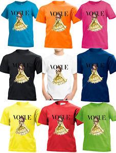 Détails Sur Disney Princess Belle Rose Vogue Dessin Animé Pixar Unisexe White Top T Shirt 765 Afficher Le Titre D Origine