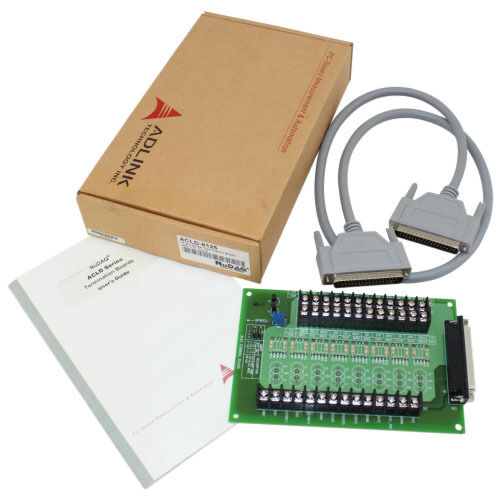 37-pin Screw Termination Board with CJC circuit by ADLINK ACLD-8125