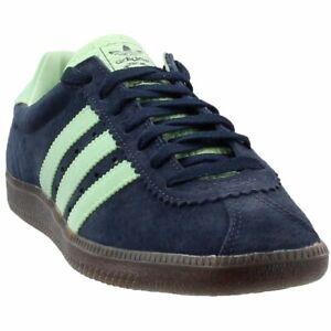 Image is loading adidas-Padiham-Spzl-Sneakers-Navy-Mens cb6aa7870