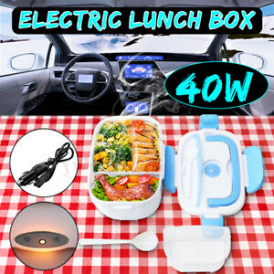 Electric-Heated-Car-Plug-Heating-Lunch-Box-Bento-Food-Warmer-BPA-FREE-For-Kids