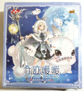 Miracle-Love-Nikki-Clear-Fashion-Trading-Card-Part-4-SEALED-BOX-30-Packs