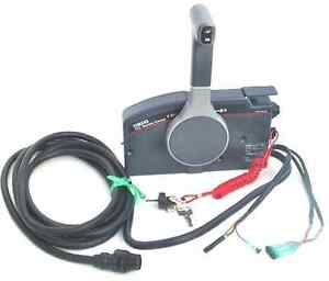 Yamaha  Side Control Box And Yamaha Looms Wiring