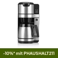 BEEM Kaffeemaschine Timer 10 Tassen Filterkaffeemaschine Filter 1100 Watt Thermo