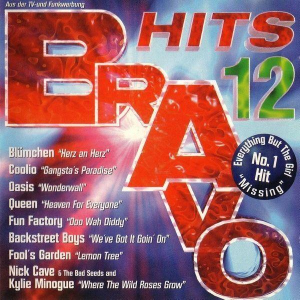 Doppel CD – Bravo Hits 12