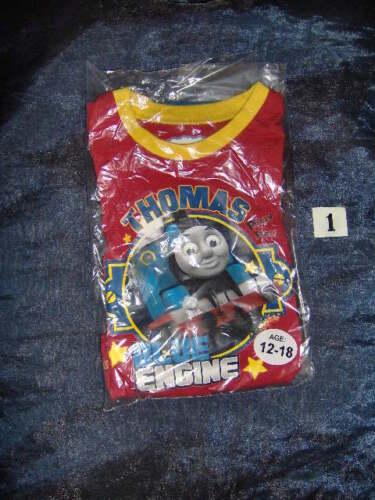 Una selección de embalado plana Chicos Disney Pijamas-Edad 12//18M Diseños Surtidos