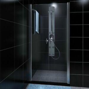 vidaXL-Shower-Enclosure-Safety-Glass-Door-80cm-Part-Bathroom-Quadrant-Screen