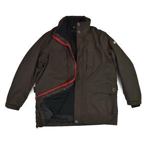 PRO Doppeljacke Outdoorjacke 2XL Jacke NORTHLAND Jacket Details TOP Herren Fleecejacke zu fgY7y6b