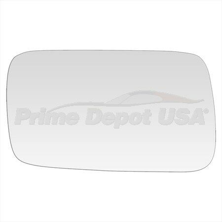 BRAND NEW MIRROR-GLASS~84-92 LINCOLN Mark VII LEFT DRIVER SIDE~DIRECT FIT~POWER