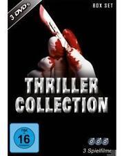DVD Boxen - Thriller Colection ( 3 DVD Collection )