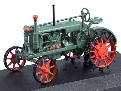 Cars Universal U-2 1934-40 Ussr Tractor Tug Green 1:43 And Digestion Helping