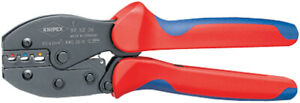 Originale-Draper-Knipex-220mm-Preciforce-Pinza-Crimpatrice-0-5-6-0mm-87801
