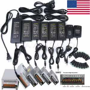 AC-DC-Power-Supply-Adapter-Transformer-12V-5A-15A-20A-30A-40A-for-5050-LED-Strip