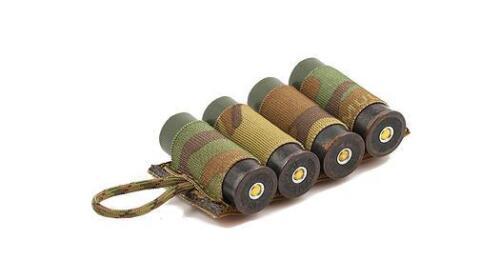 Esstac Escopeta card-4rd 5rd 6ª o 7rd-multicam-coyote-olive drab-black